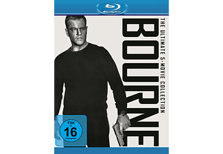 Bourne - The Ultimate 5-Movie-Collection - (Blu-ray)