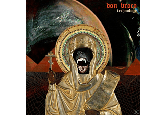 Don Broco - Technology - (CD)
