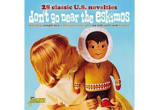 VARIOUS - Don't Go Near The Eskimos - (CD)