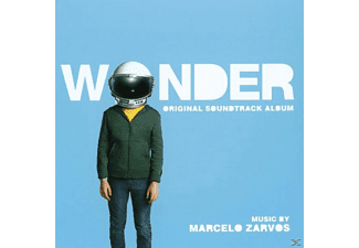Marcelo Ost/zarvos - Wonder - (CD)
