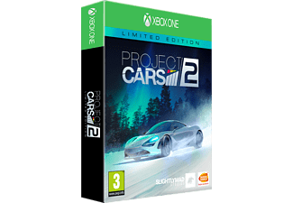 Project CARS 2 Limited Edition (Xbox One)