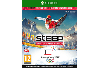 Steep Winter Games Edition (Xbox One)