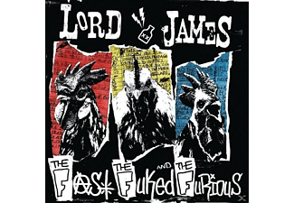 Lord James - The Fast,The Fucked And The Furious - (LP + Bonus-CD)