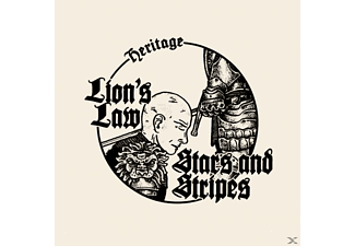 Stars And Stripes, Lion's Law - Heritage Split - (Vinyl)