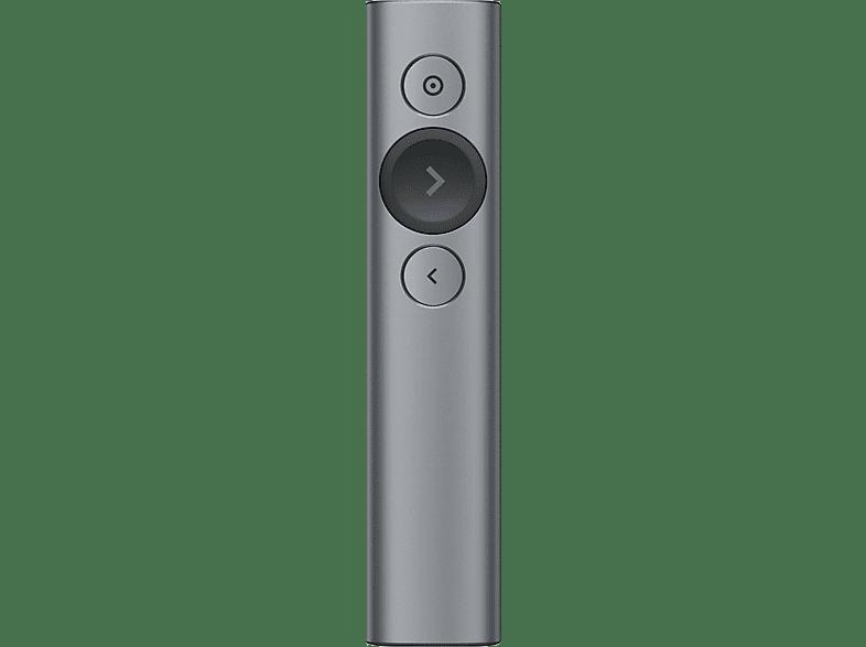LOGITECH Wireless Presenter Spotlight Slate Grey laptop  tablet  computing  περιφερειακά presenter
