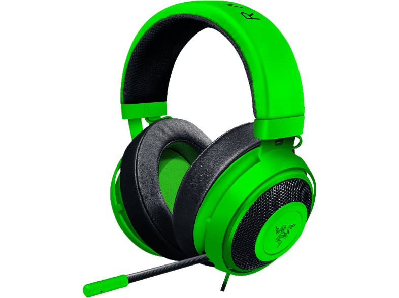 RAZER Kraken PRO V2 oval - Green - Analog laptop  tablet  computing  περιφερειακά headset
