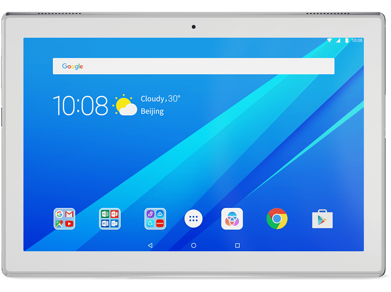 LENOVO Tab 4 10 X304F Tablet 10 inches HD 4core 16GB - MicroSD 16GB WiFi - White laptop  tablet  computing  tablet   ipad android tablet