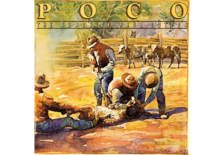 Poco - The Songs Of Paul Cotton - (CD)