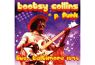 Bootsy+P.Funk Collins - Live...Baltimore 1978 - (CD)