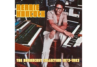 Herbie Hancock - The Broadcast Collection 1973-1983 - (CD)