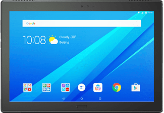 LENOVO Tab 4 10 Plus 64 GB   10.1 Zoll Tablet Aurora Black