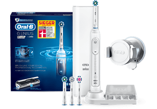 oral b elektrische zahnb rste genius 9000n wei mediamarkt. Black Bedroom Furniture Sets. Home Design Ideas