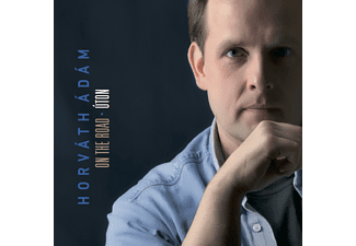 Horváth Ádám - On the Road - Úton (CD)