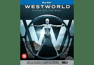 VSN / KOLMIO MEDIA Westworld - Seizoen 1 | Blu-ray
