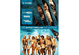 VSN / KOLMIO MEDIA Dutch Thriller Collection | DVD