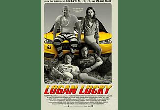 VSN / KOLMIO MEDIA Logan Lucky | DVD