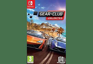 Mindscape Gear.Club Unlimited Nintendo Switch (GCNS-BE)