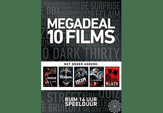 VSN / KOLMIO MEDIA Megadeal 10 Films (zwart) | DVD