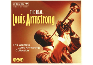 Louis Armstrong - The Real Louis Armstrong (CD)