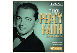Percy Faith - The Real Percy Faith and His Ochestra (CD)