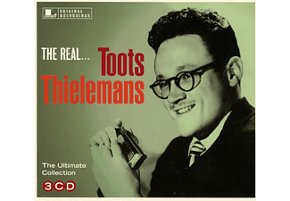 Toots Thielemans - The Real Toots Thielemans (CD)