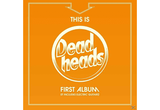 Deadheads - This Deadheads First Album (Royal Blue Vinyl) - (Vinyl)
