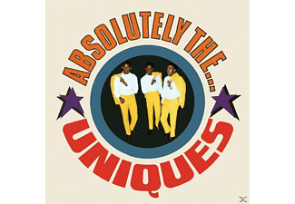 The Uniques - Absolutely The Uniques (Expanded Edition) - (CD)