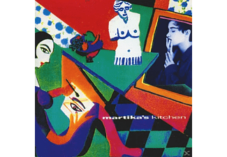Martika - Martika's Kitchen (Reheated Remastered+Expanded) - (CD)