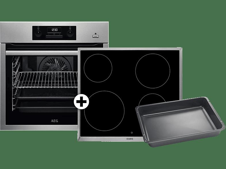 AEG SET BES 351110 M and HK 624000 XB and DDPGR AP οικιακές συσκευές εντοιχιζόμενες συσκευές εντοιχιζόμενα σετ