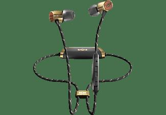 in-ear bluetooth optelefoon Uplift 2.0 goud