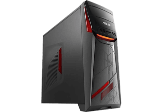 ASUS G11DF-HU022T asztali PC (Ryzen 7/16GB/256GB SSD + 1TB HDD/GTX 1070 8GB VGA/Windows 10)