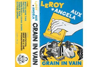 Angela Leroy, AUX - Grain In Vain - (Vinyl)