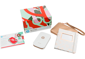 HP Sprocket Limited Edition Gift Box Zink-Drucktechnologie Fotodrucker
