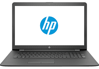 HP 17-bs035ng, Notebook mit 17.3 Zoll Display, Celeron® Prozessor, 4 GB RAM, 500 GB HDD, HD-Grafik 400, Jet Black