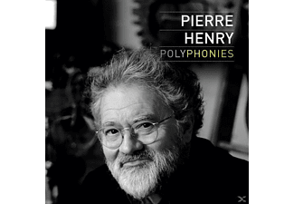 Pierre Henry - Polyphonies - (CD)