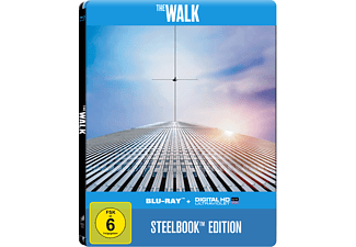 The Walk (Steelbook) [Blu-ray]