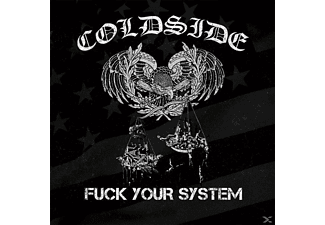 Coldside - Fuck Your System - (CD)