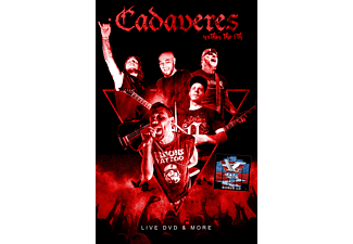 Cadaveres - Within The 5th + The Fifth House (DVD + CD)