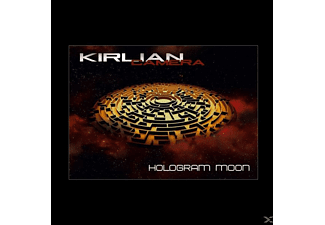 Kirlian Camera - Hologram Moon (2CD im Buch Format) - (CD)