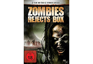 Zombies Rejects Box Edition - (DVD)