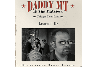 Daddy MT & The Matches - Lightin' Up [CD]