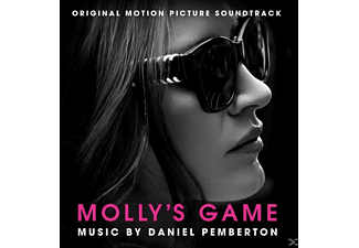 O.S.T. - Molly's Game - (CD)