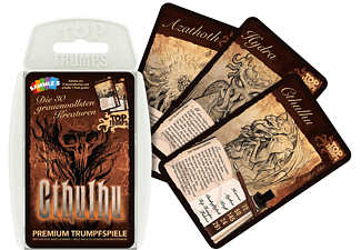 Top Trumps - Cthulhu