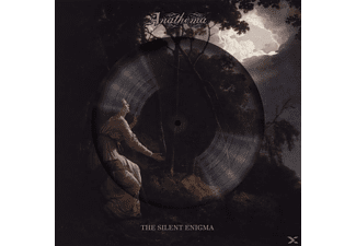 Anathema - The Silent Enigma (Picture LP) - (Vinyl)