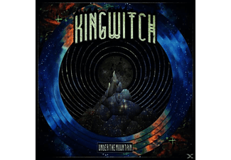 King Witch - Under The Mountain - (CD)