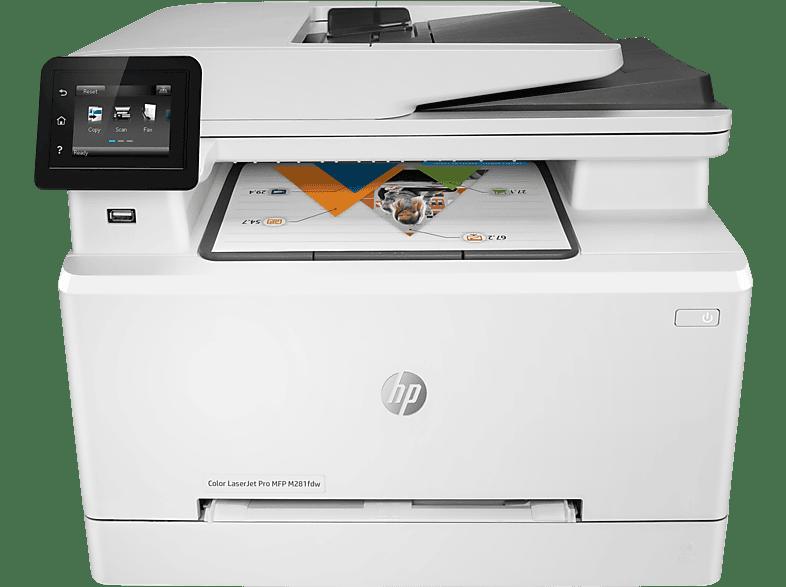 HP Color LaserJet Pro MFP M281fdw - Έγχρωμο Laser Πολυμηχάνημα με Fax laptop  tablet  computing  εκτύπωση   μελάνια πολυμηχανήματα