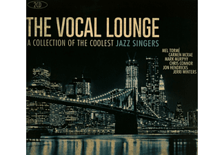 Különböző előadók - The Vocal Lounge: A Collection Of The Coole0st Jazz Singers (CD)