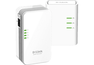 D-LINK Mini Powerline AV 500 Wireless N Kit, Powerline Adapter