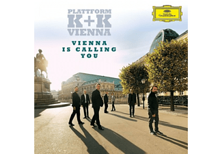 Platform K+K Vienna - Vienna is Calling You (CD)