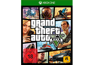 GTA 5 - Grand Theft Auto V - Xbox One